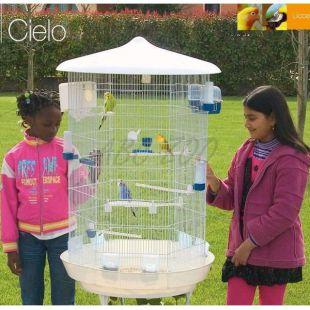 Madárkalitka CIELO - átmérő 68 cm, magasság 168 cm