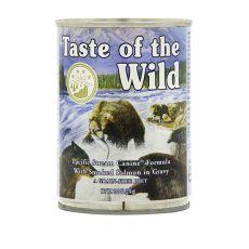 TASTE OF THE WILD Pacific Stream Canine - konzerv, 374g