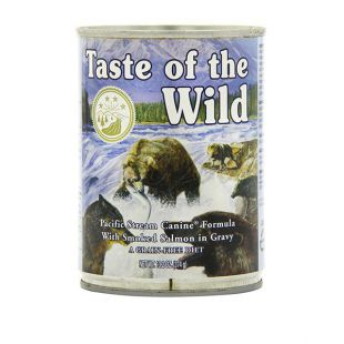 TASTE OF THE WILD Pacific Stream Canine - konzerv, 374g