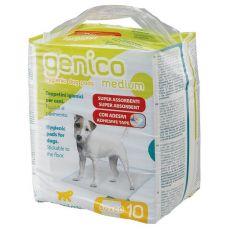 Helyhez szoktató pelenka kutyáknak - 60 x 60 cm, 10 db