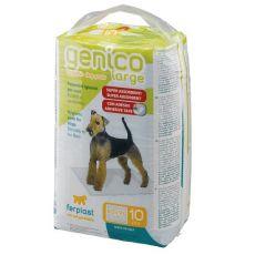 Egészségügyi alátét kutyáknak - 60 x 90 cm, 10 db