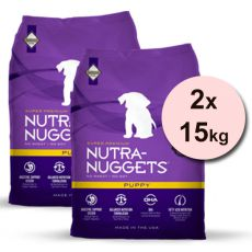 NUTRA NUGGETS Puppy 2 x 15kg