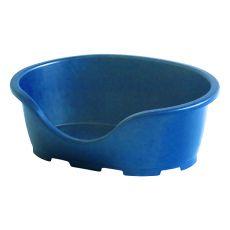 Henyélő kutyáknak PERLA 3, kék - 66 x 46 x 25 cm