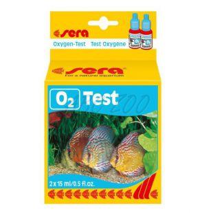 sera O2 Test (oxigén)