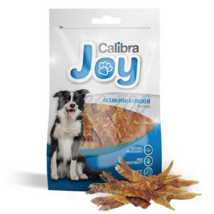 Jutalomfalat - Calibra Joy Ocean Fish and Chicken 80g