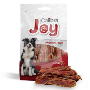 Jutalomfalat - Calibra Joy Large Lamb Fillets 80g