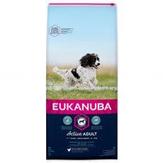 EUKANUBA ADULT MEDIUM Breed – 15 kg