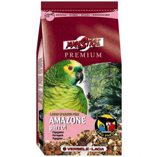 Eledel papagájnak PREMIUM AMAZON PARROT - 15 kg