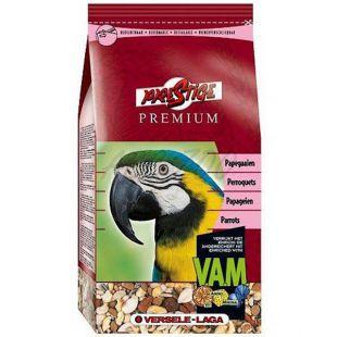 Eledel nagy papagájoknak Prestige Premium Parrots 15kg