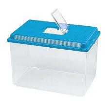 Műanyag hordozó Ferplast GEO EXTRA LARGE - kék, 11L