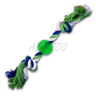 Kutyajáték - ZIBI labda kötélen, 30 cm