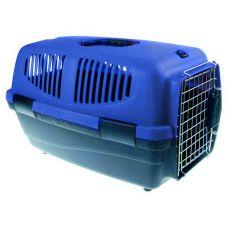 Hordláda kutyáknak - 46 x 30,5 x 28,3cm - kék