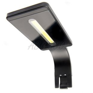 LED akváriumi világítás Aquael LEDDY SMART SUNNY - 6W, fekete