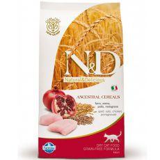 Farmina N&D cat LG ADULT Chicken & Pomegranate 1,5 kg