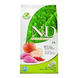 Farmina N&D dog GF ADULT  Boar & Apple 7 kg
