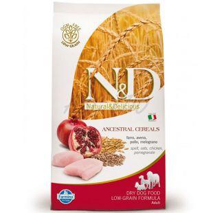 Farmina N&D dog LG ADULT Chicken & Pomegranate 12 kg