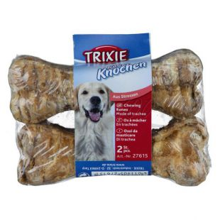 Rágócsont kutyáknak marha légcsőből 2x10cm