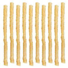 Rágópálcika kutyáknak - csavart, 9-10 mm / 10db