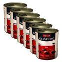 GranCarno Fleisch Adult marhahús konzerv - 6x800 g