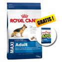ROYAL CANIN MAXI ADULT 15kg + 4kg GRATIS