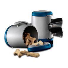 Flexi Vario Multi Box - kék tartó + hulladékzsákok
