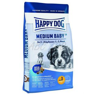 Happy Dog Supreme Medium Baby 10kg