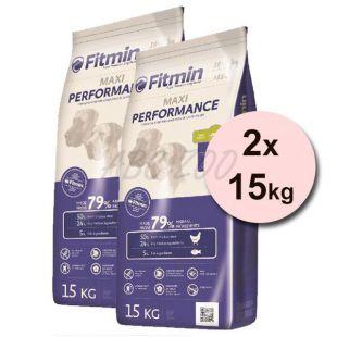 Fitmin MAXI Performance - 2x15 kg + INGYENES SZÁLLÍTÁS