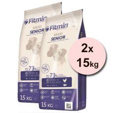 Fitmin MAXI Senior - 2x15 kg + INGYENES SZÁLLÍTÁS