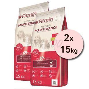 Fitmin MEDIUM Maintenance - 2x15 kg + INGYENES SZÁLLÍTÁS