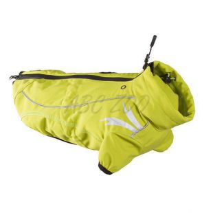 Softshell dzseki HURTTA Frost jacket - zöld, EXTRA LARGE