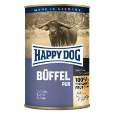 Happy Dog Pur - Büffel 400g / bivalyhús