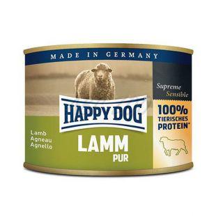 Happy Dog Pur - Lamm 200g / bárányhús