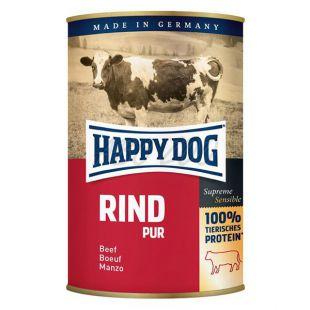 Happy Dog Pur - Rind 400g / marhahús