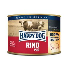 Happy Dog Pur - Rind 200g / marhahús