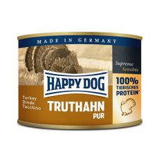Happy Dog Pur - Truthahn 200g / pulyka