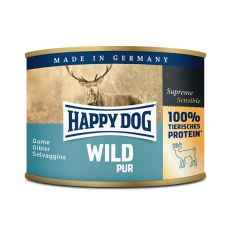 Happy Dog Pur - Wild 200g / vadhús
