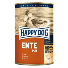 Happy Dog Pur - Ente 400g / kacsa