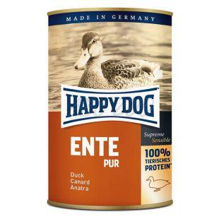 Happy Dog Pur - Ente 400g / kacsa