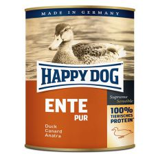 Happy Dog Pur - Ente 800g / kacsa