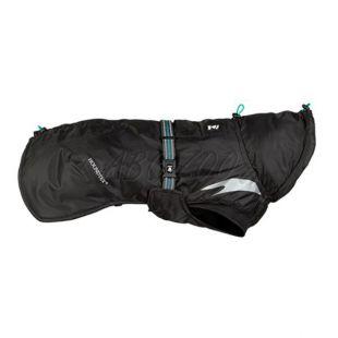 Téli kabát HURTTA SUMMIT PARKA - fekete, MEDIUM