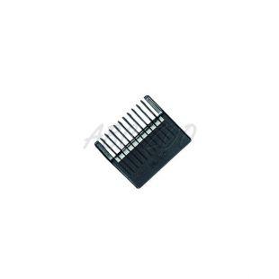 MOSER vágófej 1 - 4,5 mm fekete