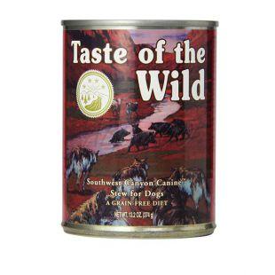 TASTE OF THE WILD Southwest Canyon Canine - konzerv, 374g