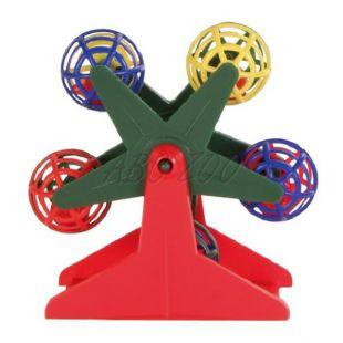 Játék madaraknak - körhinta, 10 cm