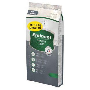 EMINENT Sensitive 15 kg + 3 kg ajándék