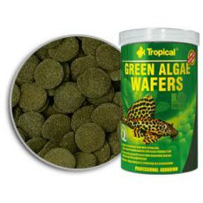 TROPICAL Green Algae Wafers haleleség 75 ml / 33 g