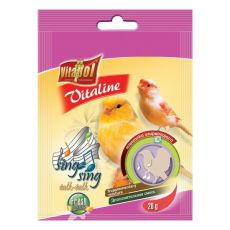 VITAPOL - keverék Vitaline Sing Sing kanáriknak, 20 g