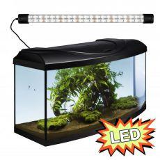Akvárium STARTUP 60 LED Expert 10W - ÍVES - FEKETE