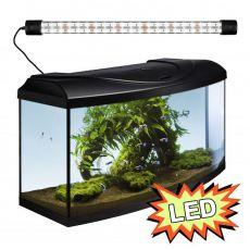 Akvárium STARTUP 80 LED EXPERT 17W - ÍVES - FEKETE