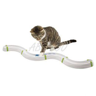 Játék macskáknak TOBOGA, 100 x 17 x 5 cm