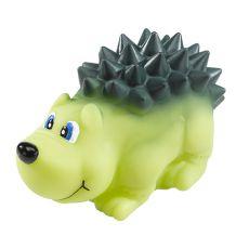 Vinil játék kutyáknak - süni 7,8 x 5 x 4,8cm
